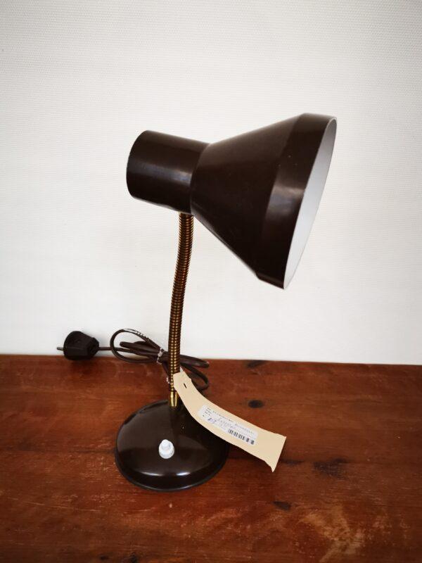 Donkerbruin lampje - De StadsZolder - Winkel - Ontruimingen