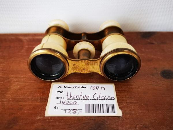 Theatre glasses - De StadsZolder - Winkel - Ontruimingen
